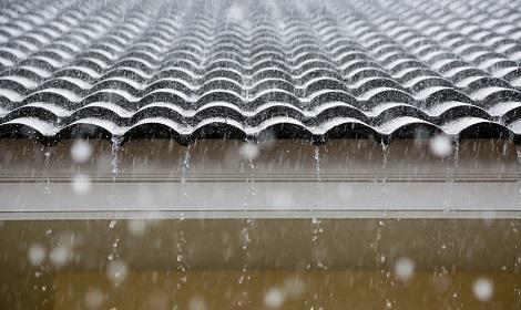 Extreem weer in Gouda vraagt om een dakreparatie